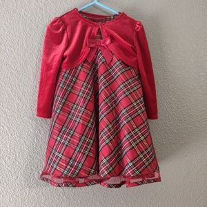 Youngland Infant Holiday Dress Size 24 months